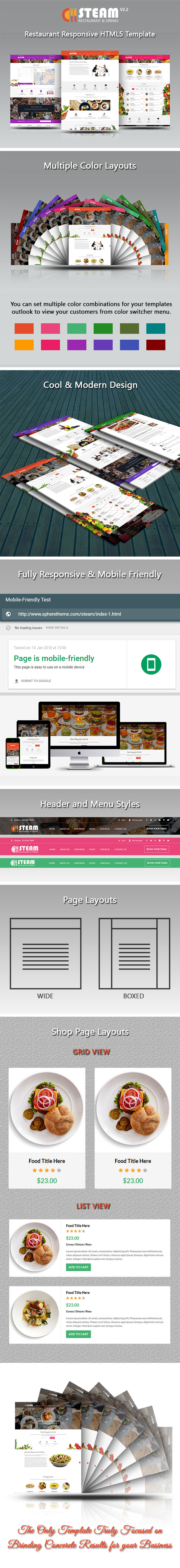 Prefect for RESTAURANT, Bakery, Cafe, Bar, Catering, food business and for personal chef portfolio website